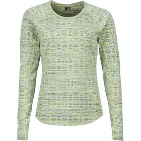 Marmot Sylvie - Camiseta de manga larga Mujer - verde